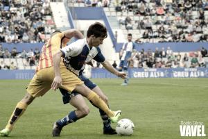 Perea premia la insistencia del Barcelona B