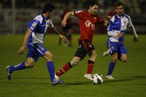 Mirandés y Sabadell se alejan del play off con un empate a dos