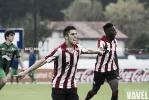 Bilbao Athletic - Guadalajara: la hora del cambio