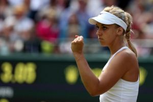 WTA Birmingham: Halep out a sorpresa, doppietta tedesca