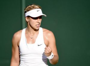 Wimbledon: Former Finalist Lisicki Secures A Spot In The Second Round