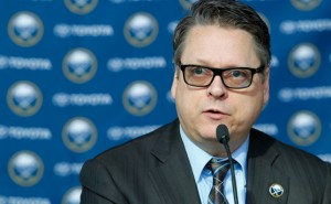 If Sabres Don't Land A Top 3 Spot In The Draft, They Should Trade Down