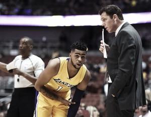 Los Lakers siguen confeccionando la plantilla
