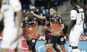 Montaño permite soñar al Montpellier