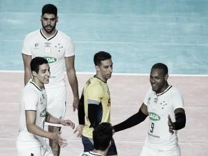 Em clássico mineiro, Sada Cruzeiro derrota Minas pela Superliga Masculina