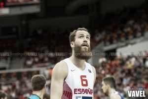 """Sergio Rodríguez: """"La victoria ante Grecia ha sido muy difícil"""""""