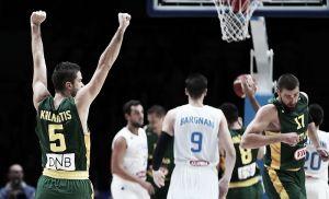 Lituania apela a la épica y se mete en semifinales