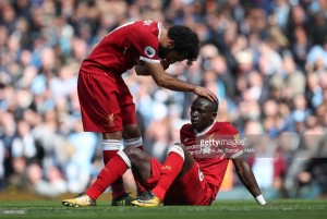 Sadio Mané to serve full three game ban after Liverpool lose appeal for winger's red card