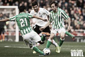 Resumen temporada 2013/2014 del Real Betis: el mediocampo