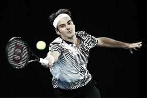 Roger Federer dá show, vence Tomas Berdych e avança às oitavas do Australian Open