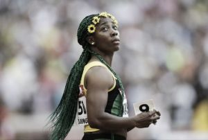 Shelly-Ann Fraser-Pryce through to women's 100m final at 2015 World Championships