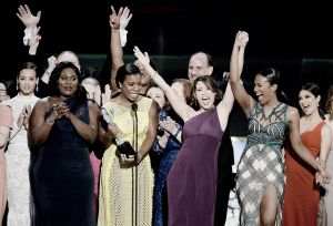 'Orange is the New Black' y 'Downton Abbey', ganadoras en los SAG Awards