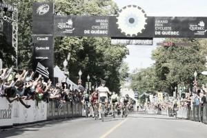 Sagan se divierte menos pero se impone en Quebec