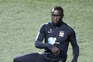 Sagna ready to return ahead of Manchester Derby