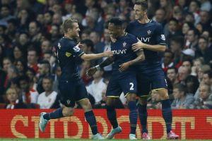 Arsenal 1-2 Southampton: Saints Sail into the next round