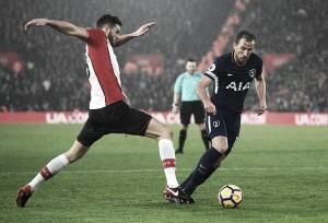 Kane segue implacável frente às redes, mas Tottenham fica no empate com Southampton