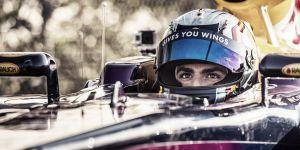"""Carlos Sainz Jr: """"Ha sido un día increíble"""""""