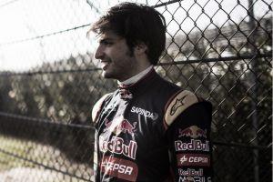 """Carlos Sainz: """"Estoy muy contento por mi primera aparición oficial como piloto"""""""