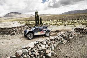 Dakar 2014: Sainz gana y Roma conserva