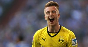 Marco Reus was on Arsenal's transfer wishlist prior to his injury before the World Cup