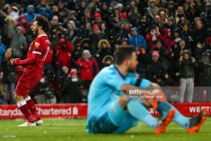Can Mohamed Salah become the highest scorer in a Premier League season?