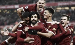Liverpool anuncia renovação com Mohamed Salah até 2023