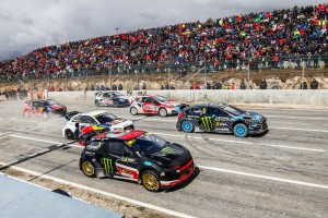 Revelados los pilotos de Rallycross que correrán en Mettet
