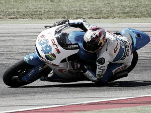 Luis Salom se corona como el piloto más rápido del viernes