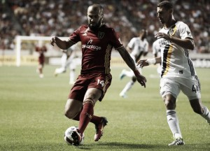 Real Salt Lake snatch a point at the death, drawing with Los Angeles Galaxy 3-3
