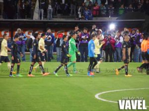 Fotos e imágenes del Pumas 1-0 América de los cuartos de final de la Liguilla del Apertura 2014