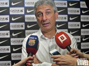 """Jordi Vinyals: """"Damos por bueno este debut"""""""