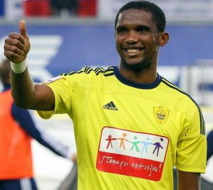 Eto`o Agrees Anfield Deal