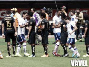 Fotos e imágenes del Pumas 0-1 Cruz Azul de la Jornada 16 de la Liga Bancomer MX