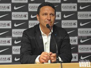 """Eusebio: """"He aceptado la propuesta de renovación del Barça"""""""