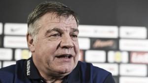"""Allardyce: """"Creo que este equipo es el más fuerte para ir a Eslovaquia"""""""
