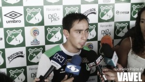 "Fabián Sambueza: ""Hemos perdido un partido, que no debimos perder"""