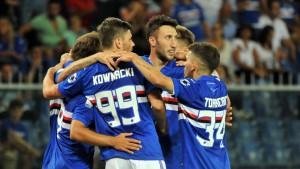 Coppa Italia, terzo turno - Crollano Bologna e Benevento, ok Sampdoria e Sassuolo