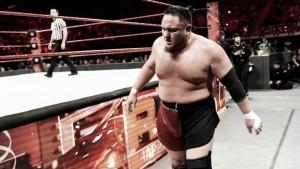 ¿Samoa Joe puede llegar a Wrestlemania?
