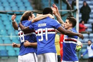 Sampdoria - Le ultime in vista del match contro il Milan