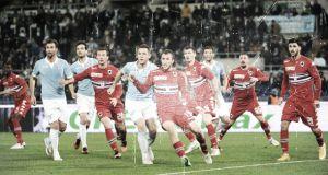 Risultato Sampdoria Vs Lazio di Serie A (0-1)