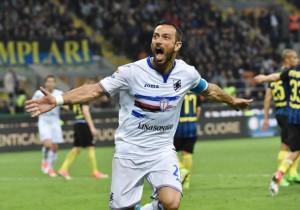 """Sampdoria, bomber Quagliarella si carica in vista del derby: """"Voglio scrivere la storia di questa società"""""""