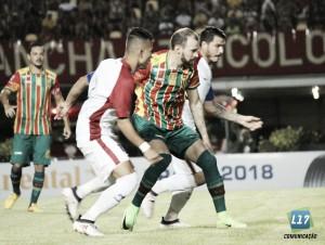 Sampaio Corrêa faz valer mando de campo, vence Paraná Clube e segue na Copa do Brasil