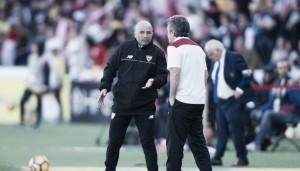 """Sampaoli: """"Las características del rival nos hizo un partido muy difícil para nosotros"""""""