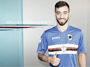 Negócio oficializado: Bruno Fernandes troca a Udinese pela Sampdoria
