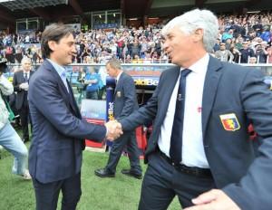 Sampdoria-Genoa 0-3, ai rossoblu il derby della Lanterna:le voci dei protagonisti