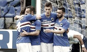 Sampdoria, al lavoro per l'ultima trasferta dell'anno