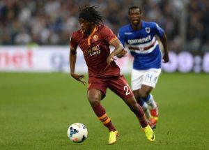 Live Roma - Sampdoria, diretta risultato partita Serie A (0-2)