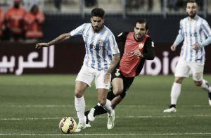 Un sólido Almería se lleva los tres puntos de La Rosaleda