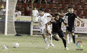El Albacete vuelve a empatar ante otro recién ascendido