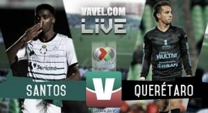 Santos se impone en casa ante Gallos (3-0)